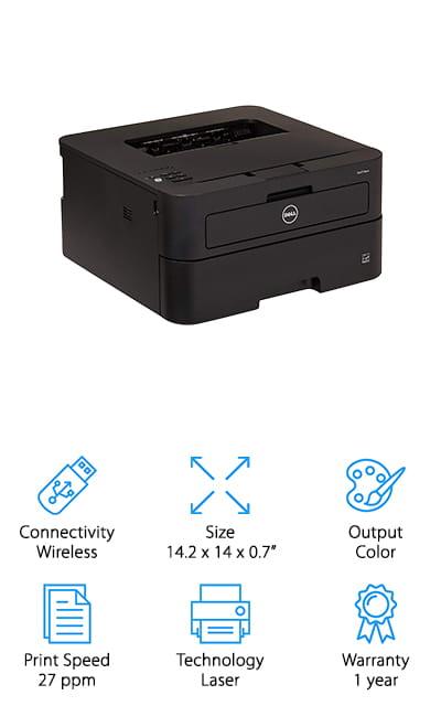 Dell E310DW Printer
