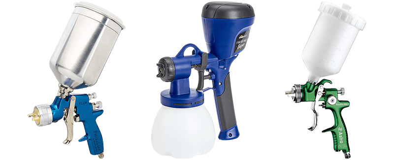 Best HVLP Spray Guns