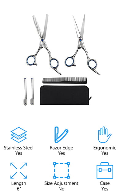 Elfinal Professional Shears
