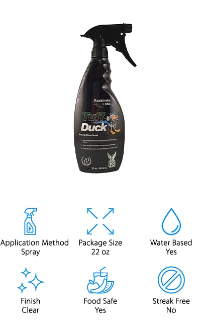 Tuff Duck Granite Sealer