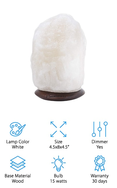 Hazantree Salt Lamp
