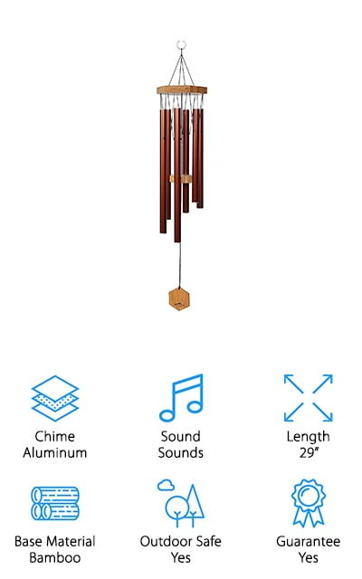 UpBlend Outdoors Chimes