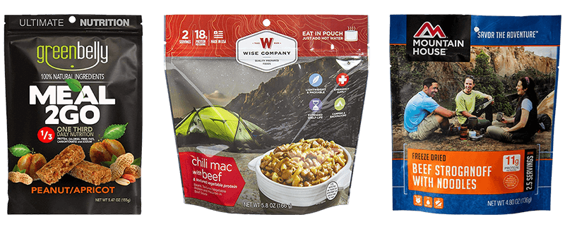 Best Lightweight Backpacking Meals