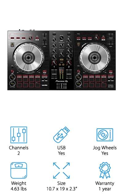 10 Best DJ Mixers 2019 [Buying Guide] – Geekwrapped