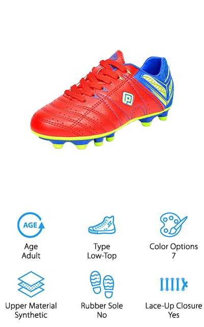 DREAM PAIRS Men's Cleats