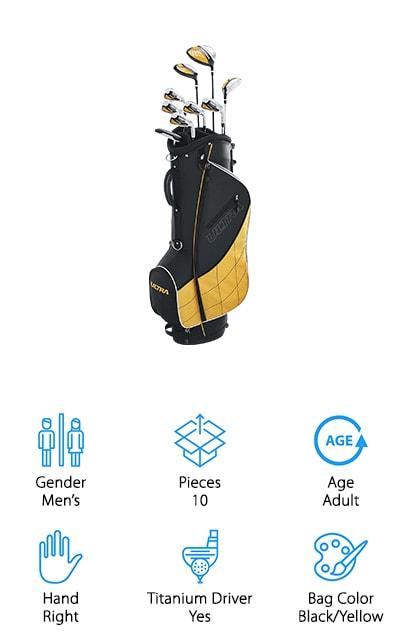 Wilson Golf Men's Set