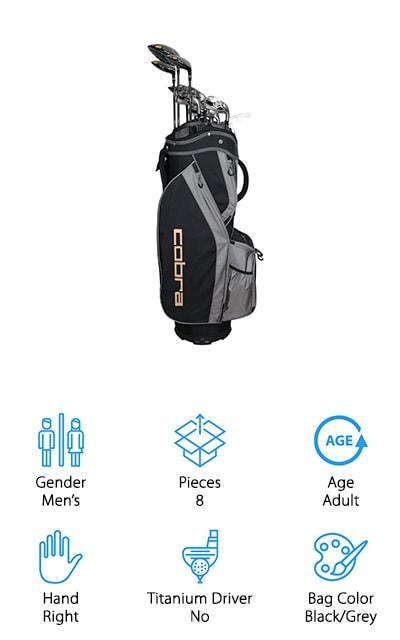Cobra Golf Fly Z's Set