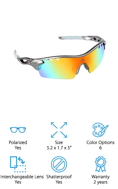 Hodgson Sports Sunglasses