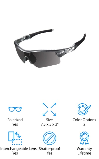 OBERLY S02 Sports Sunglasses