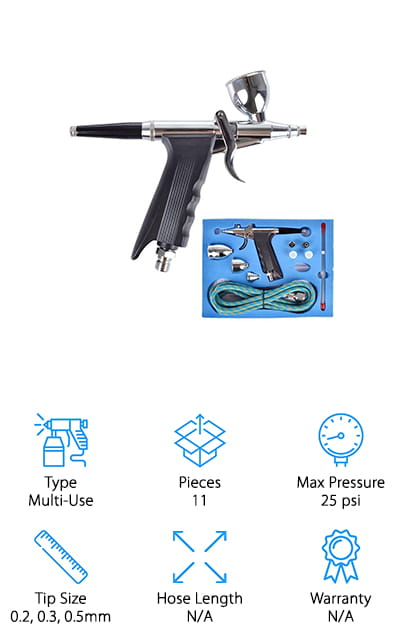 StarsTech Airbrush Kit