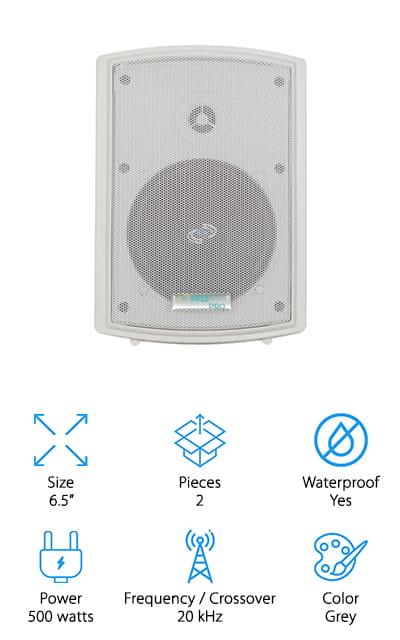 Pyle Outdoor Speaker System