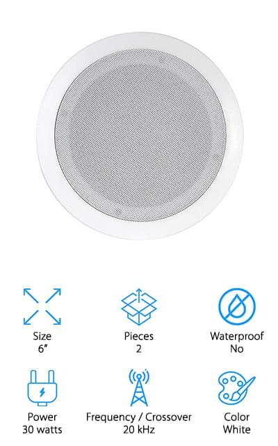 MCM Bluetooth Ceiling Speaker