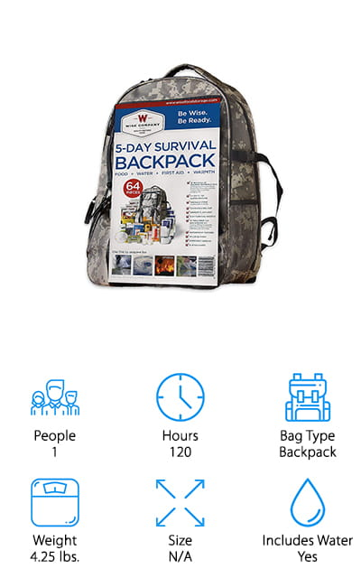 Ultimate Arms Gear Backpack