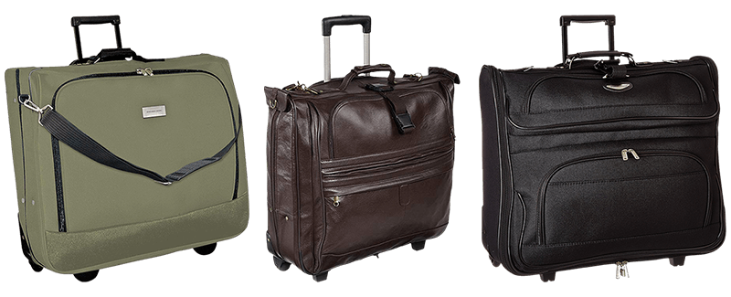 44af3bae3576 The Best Rolling Garment Bags for 2019 | Top 10 Review ✅