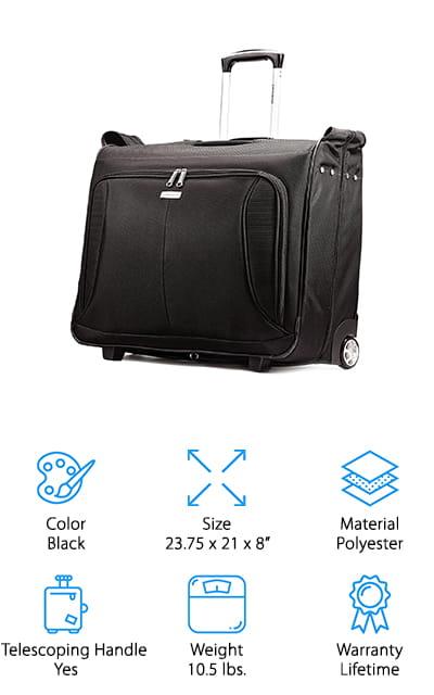 Samsonite Aspire Garment Bag