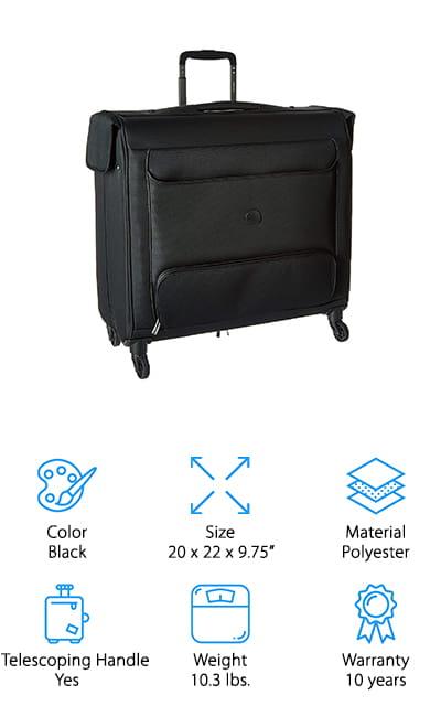 Delsey Paris Garment Bag