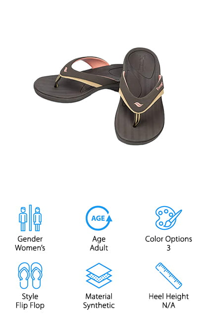Powerstep Fusion Sandals