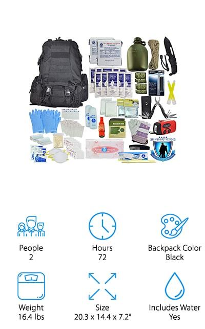 Tactical 365 Bug Out Bag