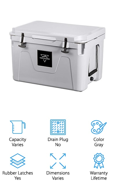 Monoprice Pure Outdoor Cooler