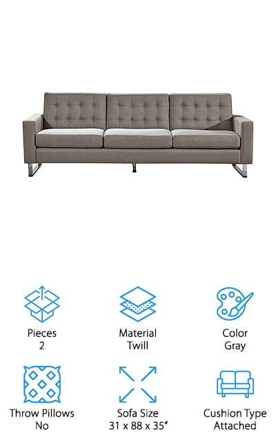 CFD Sofa and Loveseat Set