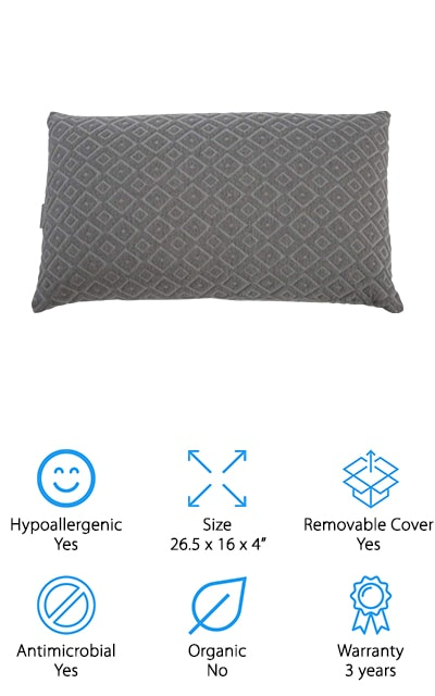 Brooklyn Bedding Latex Pillow