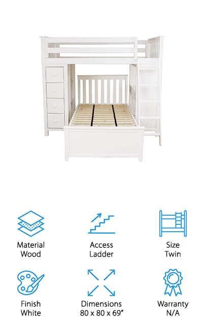 Best L-Shaped Bunk Beds