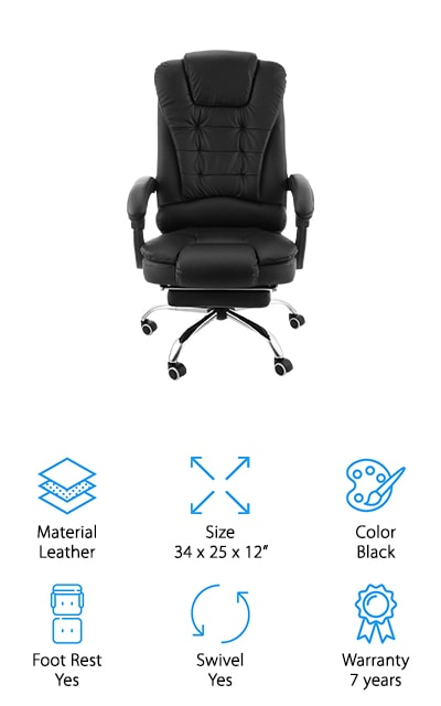 Mophorn Executive Office Chair