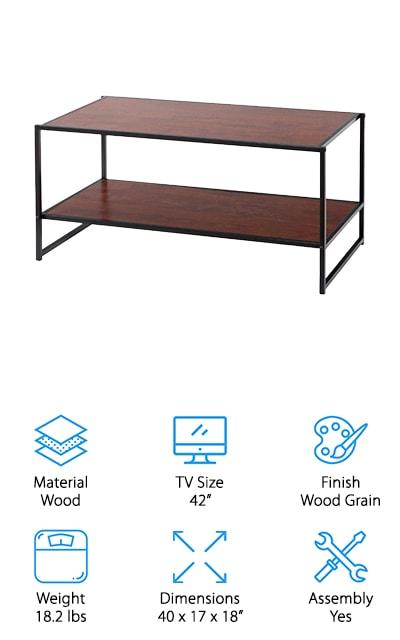 Zinus Studio Collection TV Stand