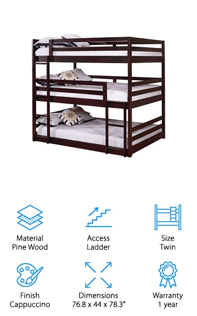 Coaster 400302-CO Bunk Bed