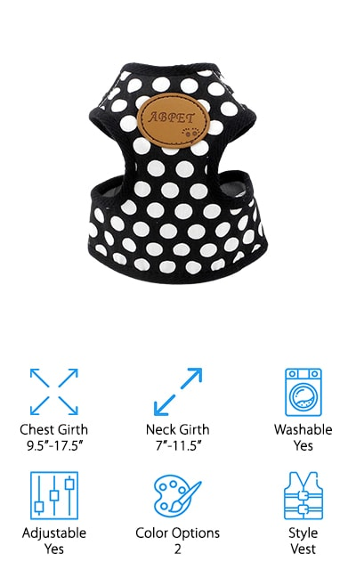 Smalllee Lucky Store  Dog Harness