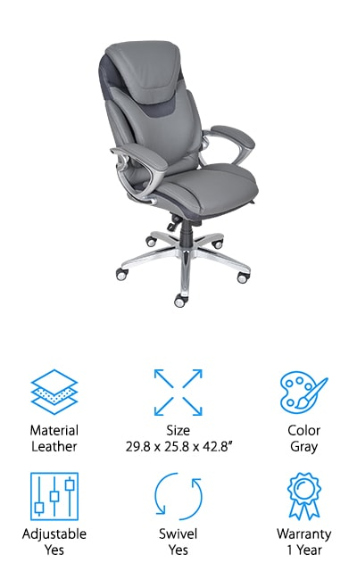 Serta Air Executive Office Chair