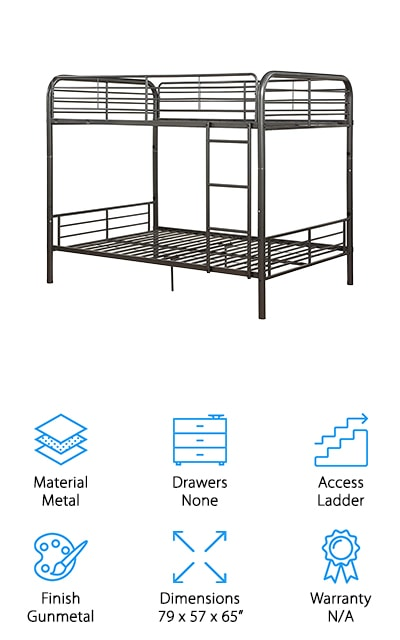 Acme Furniture Bristol Bunk Bed