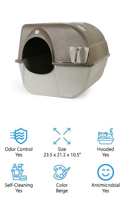 Omega Paw Litter Box
