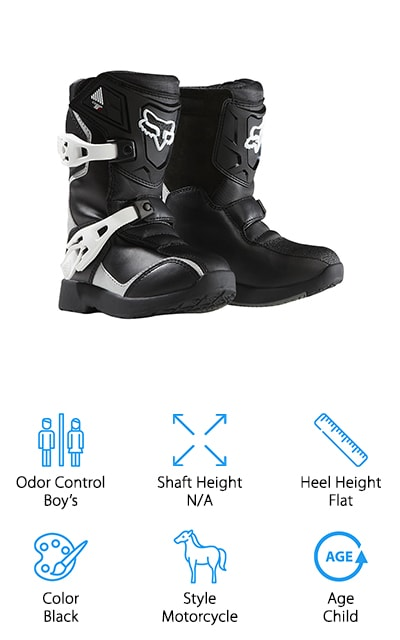 Fox Racing Pee Wee Motorcycle Boots
