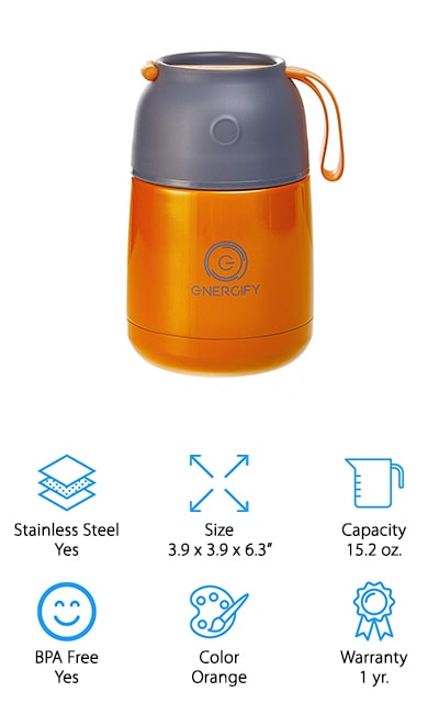 Energify Vacuum Thermos