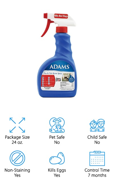 Adams Flea & Tick Home Spray
