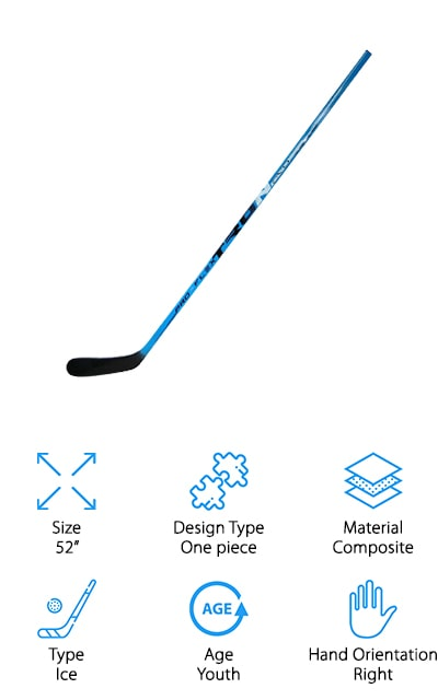 Tron Evolution Hockey Stick