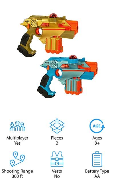 Nerf Laser Tag Game