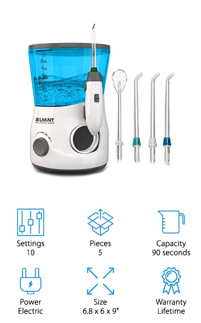 Belmint Dental Water Flosser