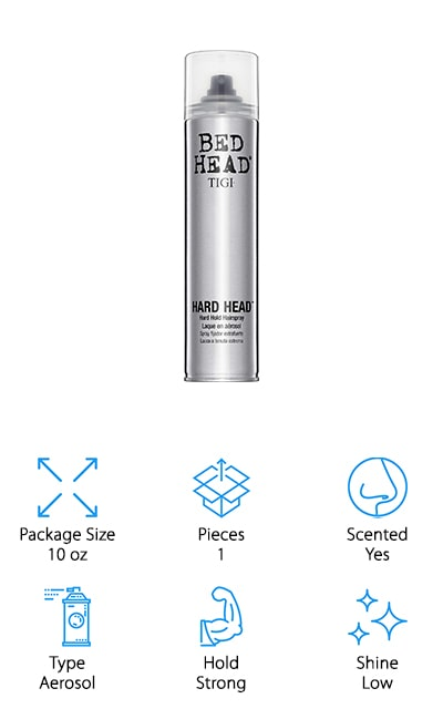TIGI Bed Head Hair Spray