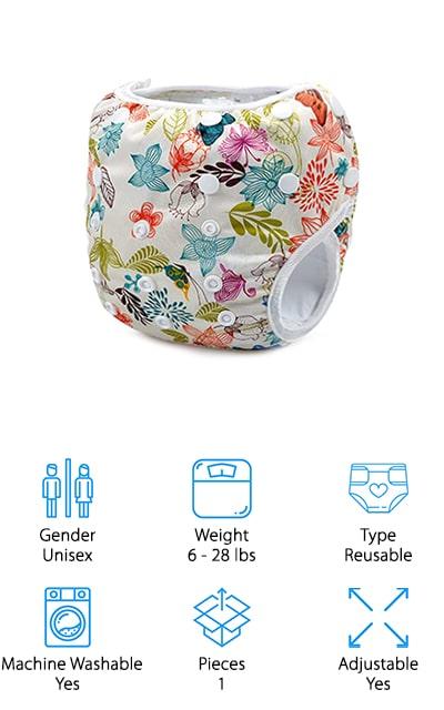 Storeofbaby Baby Swim Diaper