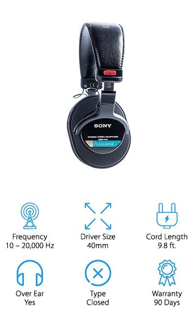 Sony Professional Headphones