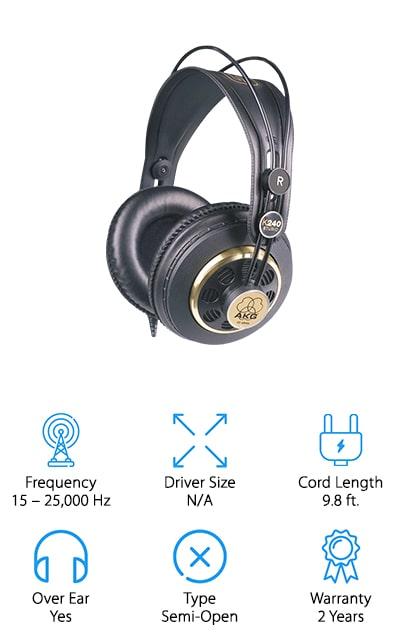 AKG Studio Headphones