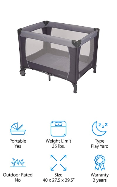 Evenflo Portable BabySuite