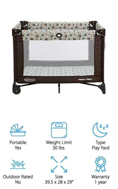 Graco Aspery Playard