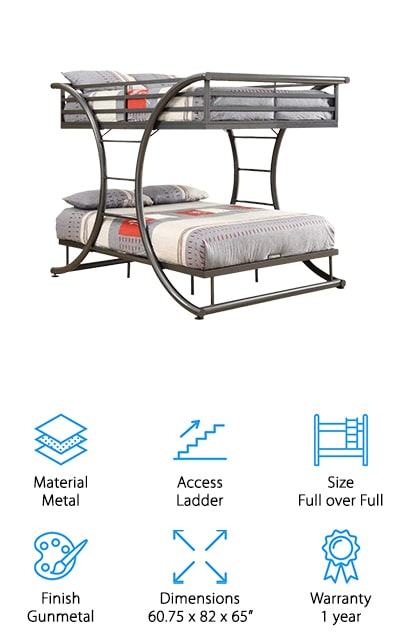 Coaster Home 460078 Bunk Bed