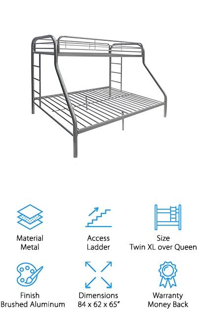 ComfortScape Tritan Bunk Bed