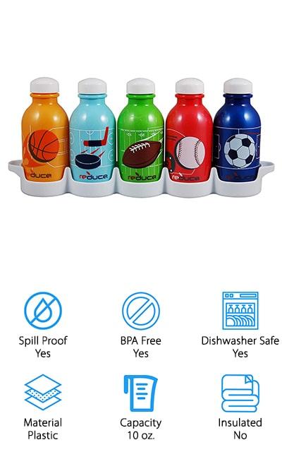 Reduce WaterWeek Bottle Set
