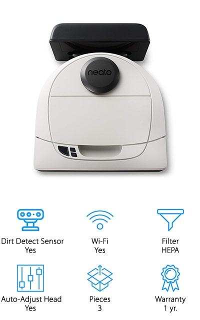 Neato Robotics Botvac D3 Vacuum