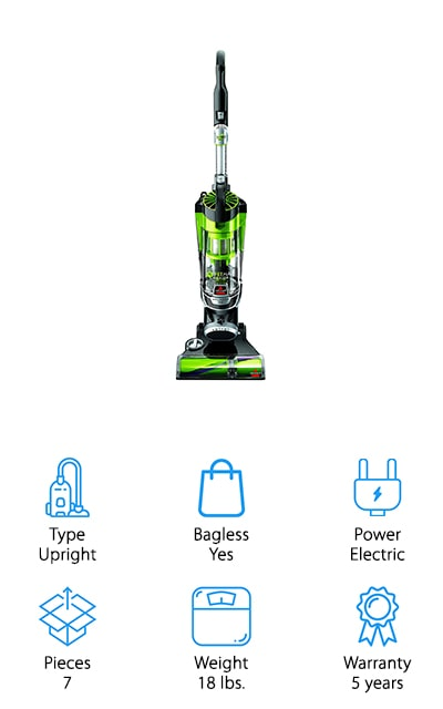 Bissell 1650A Pet Hair Vacuum